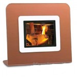 portaretrato digital cobre