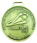 medallas Vallenar
