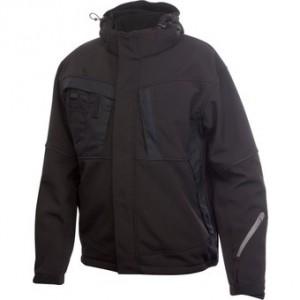 chaqueta softhell diseño