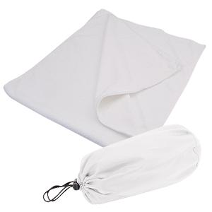 toalla microfibra con bolso poliester