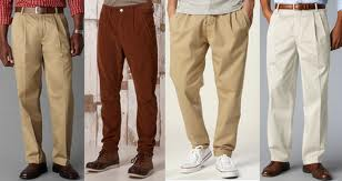 pantalón tela