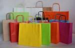bolsas de papel colores 30x40
