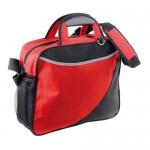 maletin porta notebook rojo