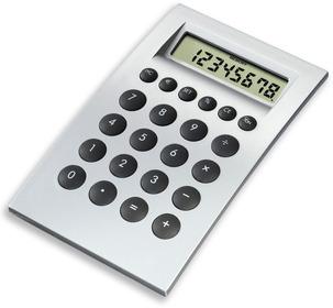 calculadora digital plata