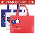 BOLSA ECO 30X22 VAMOS CHILE