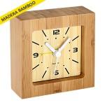 reloj bamboo despertador