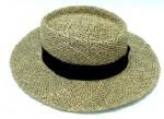 sombrero seagrass con forro