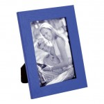 porta retrato azul