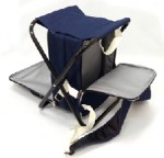 mochila con piso
