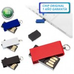 PENDRIVE MINI COLORES 8GB