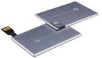 pendrive tarjeta metalico