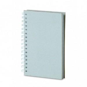 libreta de notas blanca
