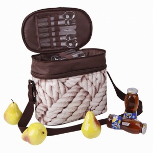 BOLSO COOLER TRAVEL 2PERS