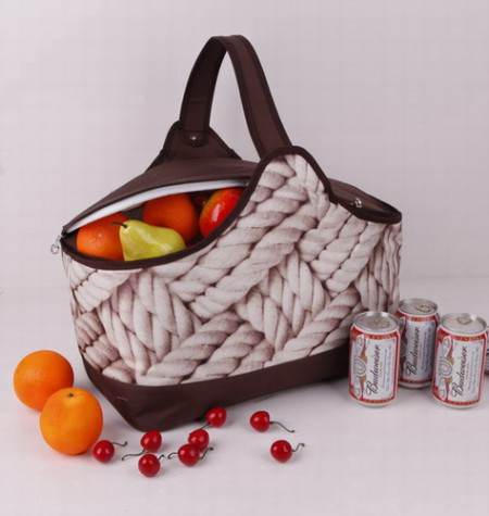 COOLER BAG LOOK POLIESTER