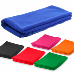 toalla microfibra absorvente
