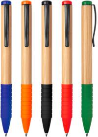 boligrafo bamboo colores