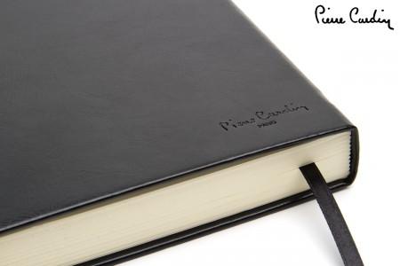 cuaderno pierre cardin