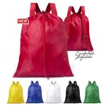 MOCHILA MORRAL STAND POLIESTER 190T