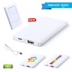 POWER BANK TARJETA SUBLIMACION 2.000 MAH