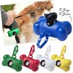 dispensador de bolsas mascotas hueso