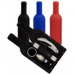 SET DE VINO 3PZ BOTTLE