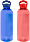 BOTELLA 810ML BLUE RED