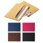 porta tarjeta colores