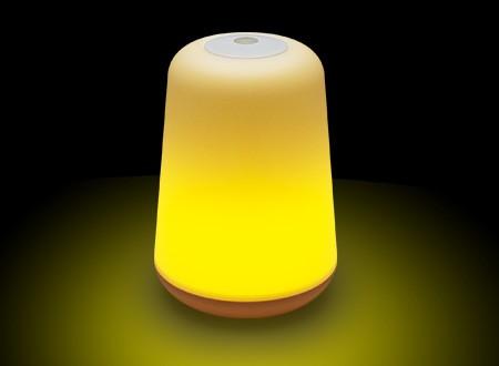 LAMPARA LUZ CALOIDA