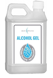 Bidon Alcohol Gel 5litros