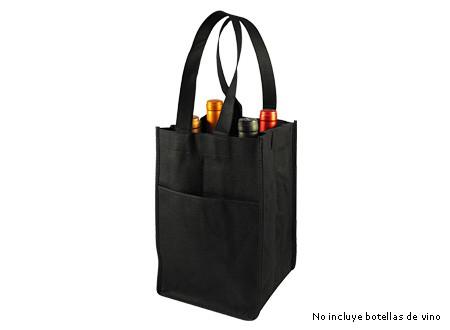 Bolsa porta Botellas