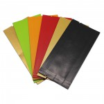 bolsa saco papel colores