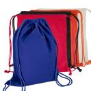 mochila algodon colores