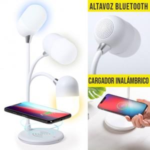 LAMPARA ALTAVOZ