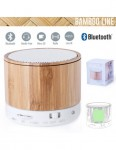 PARLANTE BLUETOOTH BAMBOO TOP