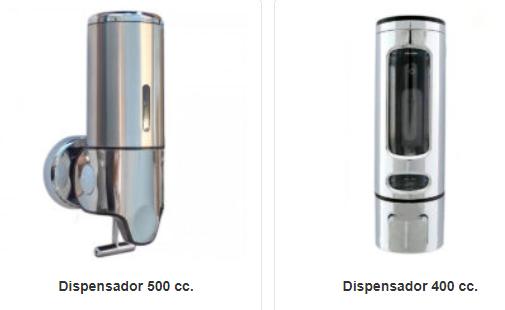 dispensador 400 ml