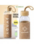 BOTELLA VIDRIO CORCHO 500ML