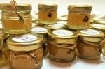 mini frasquitos de miel